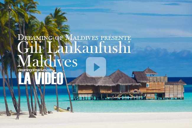 Vidéo de Gili Lankanfushi Maldives. Une Ile Hôtel de Rêve...