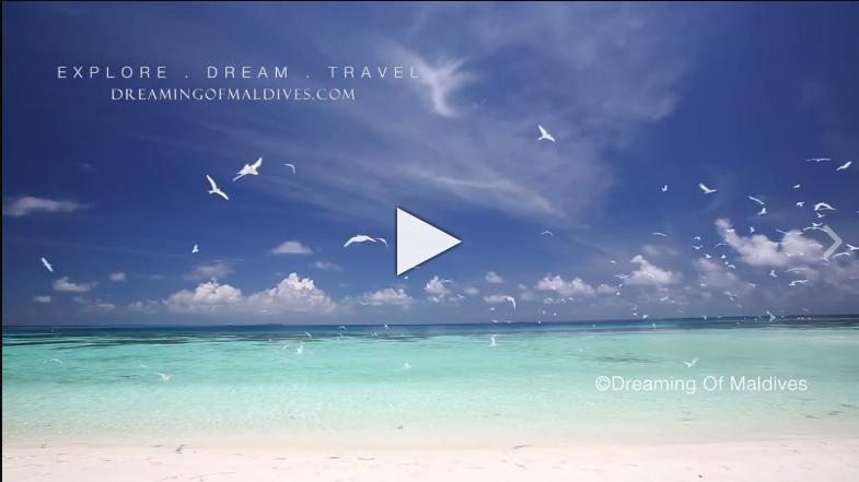La Petite Vidéo des Maldives. Le paradis en Slow Motion.