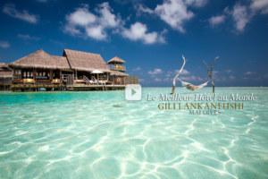 Vidéo du meilleur Hôtel au Monde 2015, Gili Lankanfushi Maldives