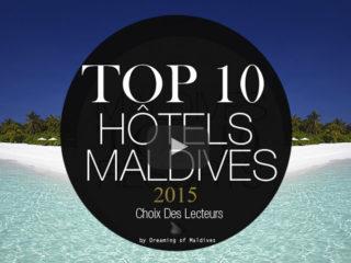 TOP 10 Des Hôtels Des Maldives 2015. Vidéo