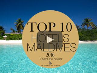 TOP 10 des Hôtels des Maldives. La Vidéo Officielle