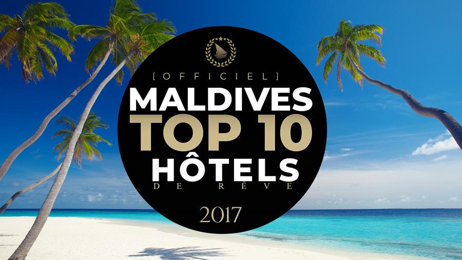 Vidéo du TOP 10 des Meilleurs Hôtels des Maldives 2017
