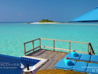 Villa sur Pilotis avec Vue de Rêve Anantara Dhigu Maldives