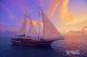 Croisiere sur un voilier aux Maldives