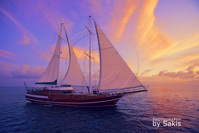 Faire une croisière aux Maldives, une autre manière de decouvrir les îles...