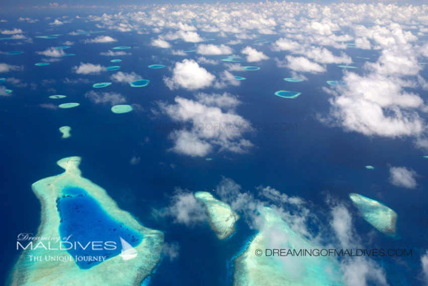 La Vue du Hublot Air France Paris Maldives Vol Direct