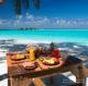 vue au petit-dejeuner à Kashiveli gili lankanfushi