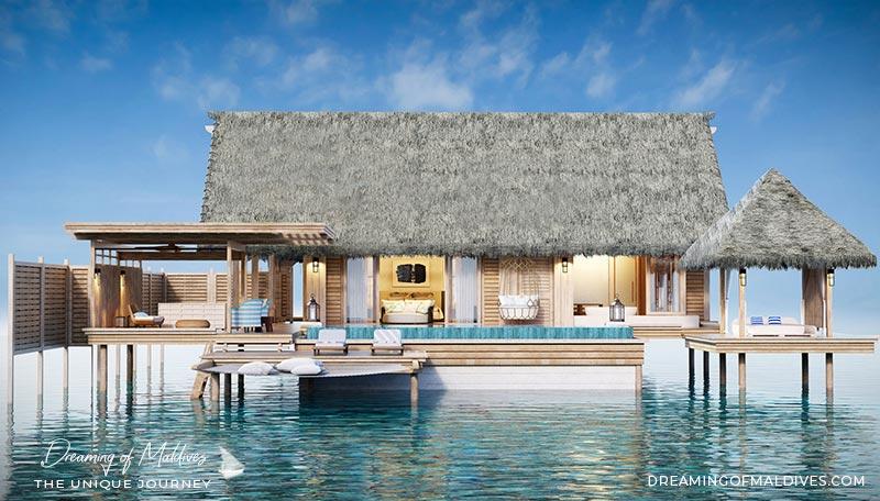 Ouverture Hotel Waldorf Astoria Maldives