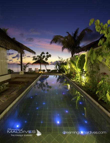 ouverture nouvel hôtel maldives 2016 OZEN at Maadhoo