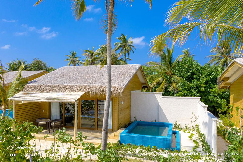 Ouverture Hotel You & Me by Cocoon Maldives