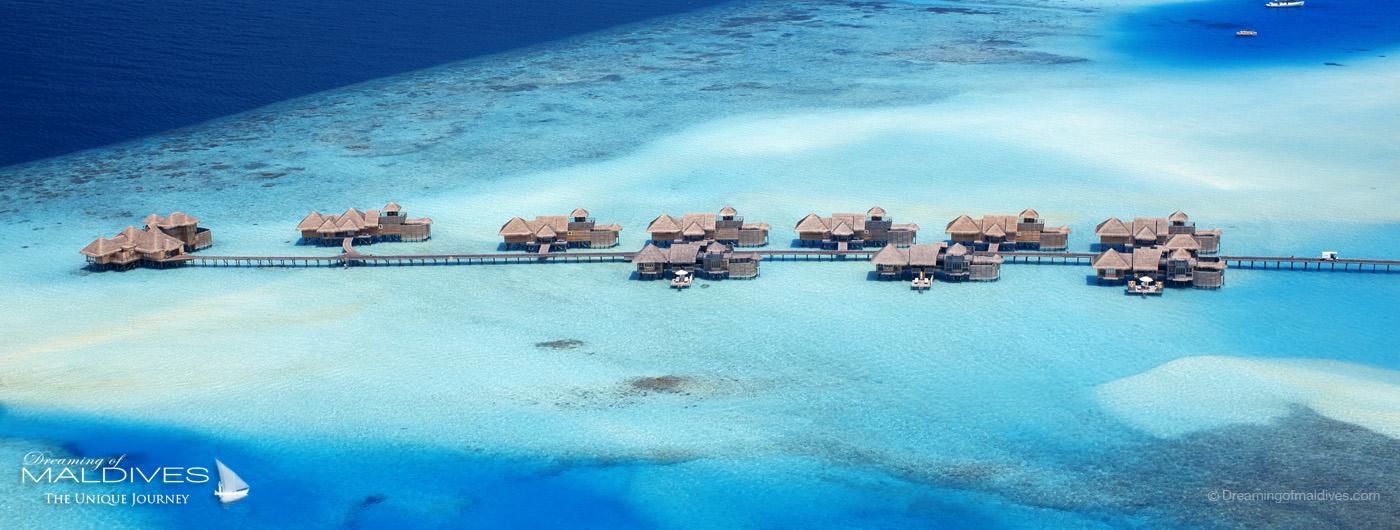 Avis h tel gili lankanfushi maldives h tel de r ve des for Sejour complet maldives