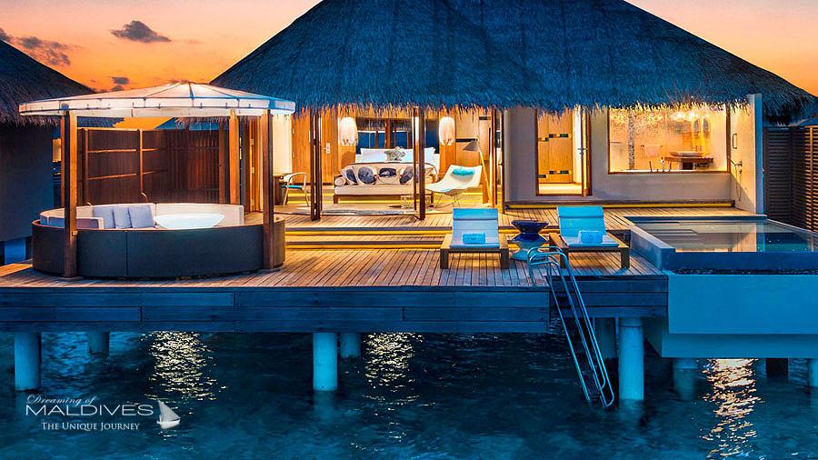 Location Villa Pilotis Maldives