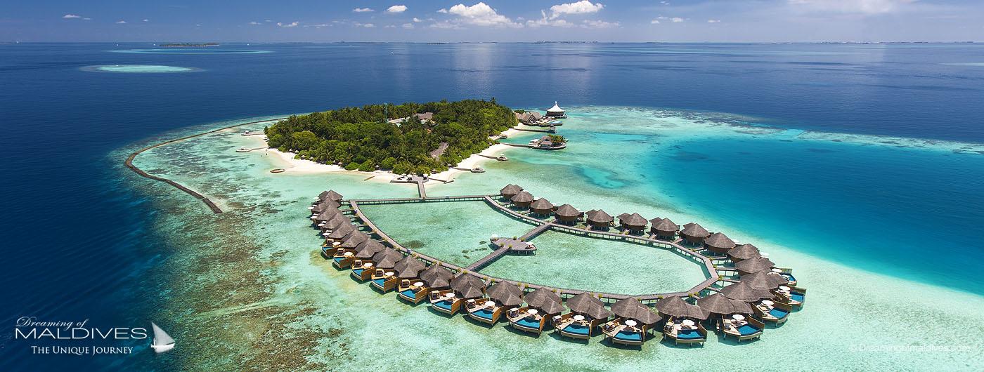 R ves des maldives le premier site de voyage aux les for Hotel de reve france