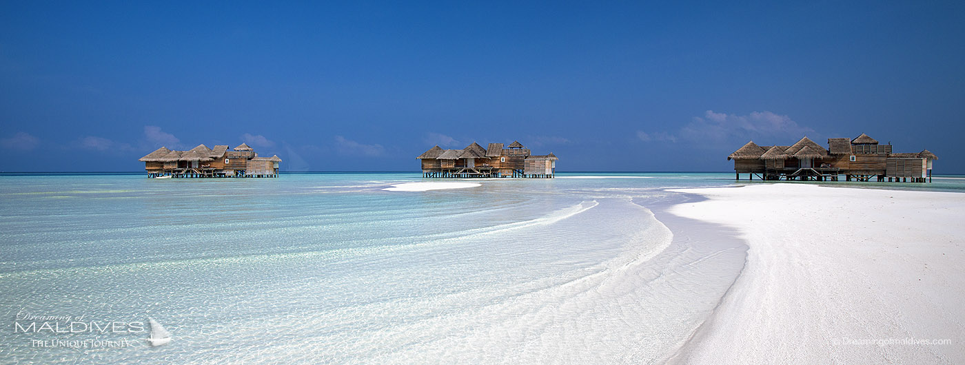 Les h tels de r ve des maldives la collection des plus for Hotel de reve france