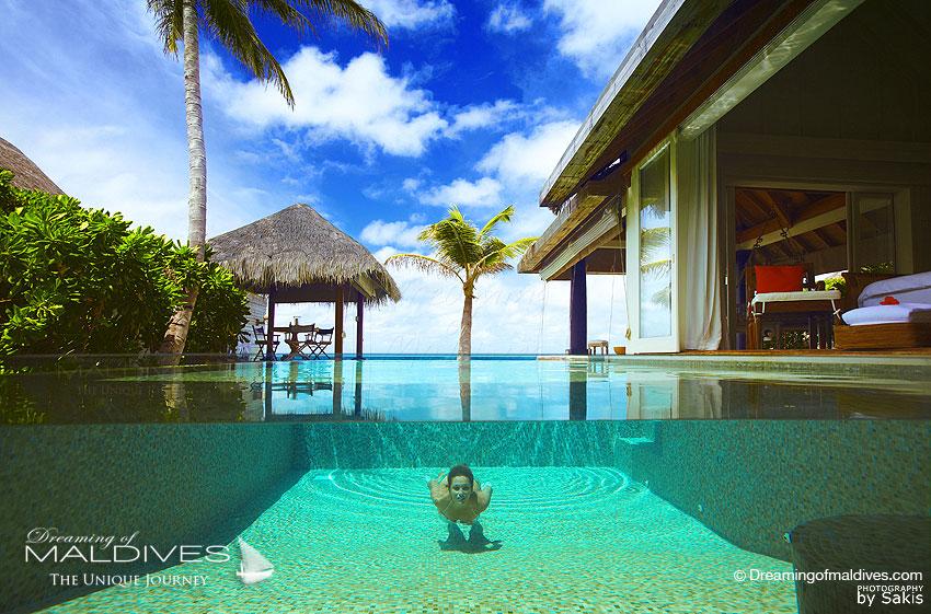 Avis h tel huvafen fushi h tel de r ve des maldives for Sejour complet maldives