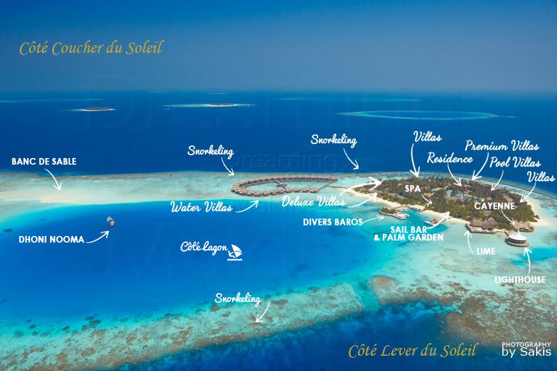 Hotel  Etoiles Maldives