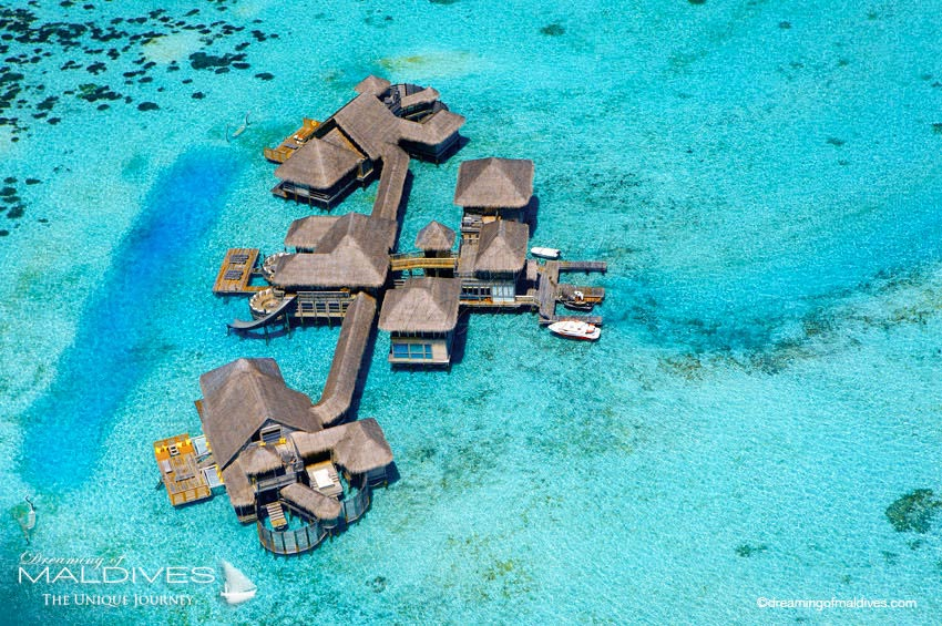 Gili Lankanfushi Maldives World's largest Water Villa the Private Reserve