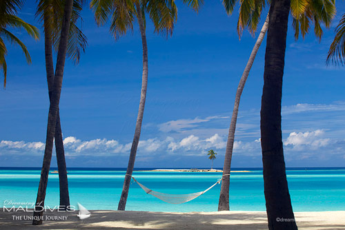 Gili Lankanfushi Maldives - One Palm Island a small private island exclusively used by the resort