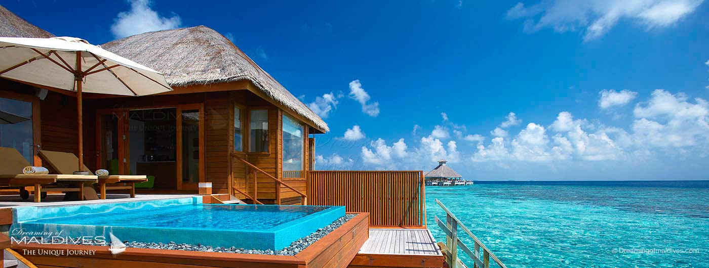 Huvafen Fushi Maldives Resort Photo Gallery