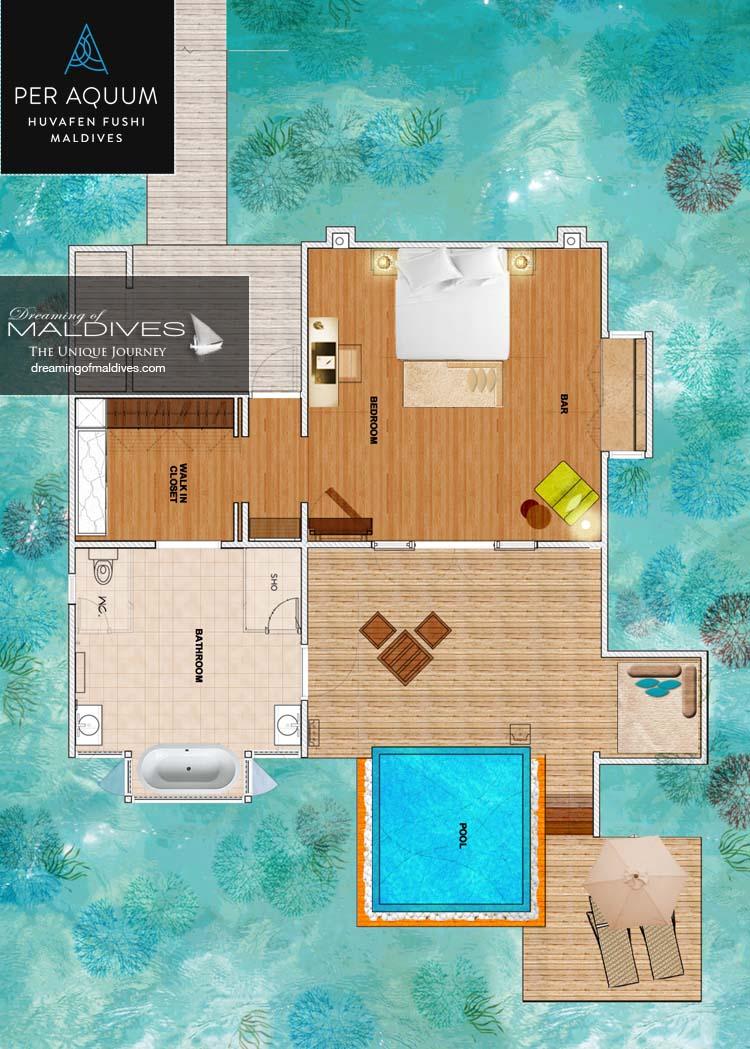3 Bedroom Bungalow Layout