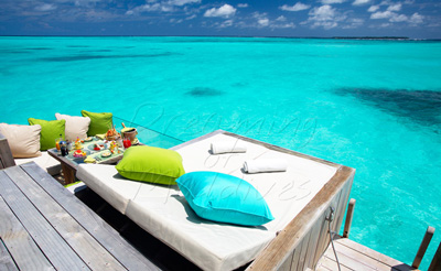 Photo Galleries of Maldives resorts