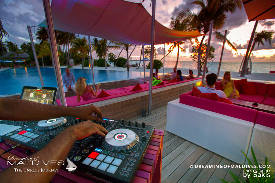 Kandima Maldives Night Life & DJ