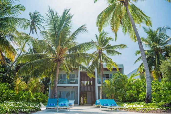 Kandima Maldives Family Sky Studio