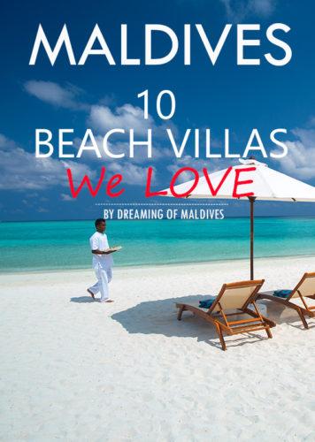 Pinterest 10 Beach Villas in Maldives We Love