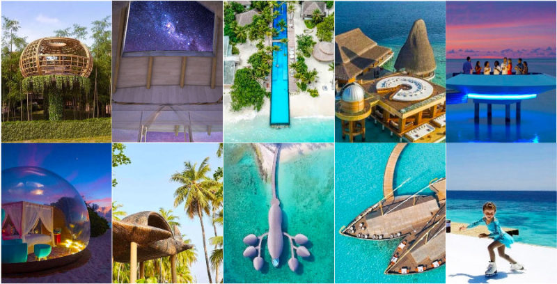 the ultimate list of the 10 Most Incredible Places in Maldives