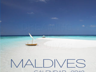 price to win 2012 Calendar of the Maldives Islands