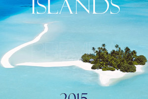 2015 Maldives Islands Wall Calendar