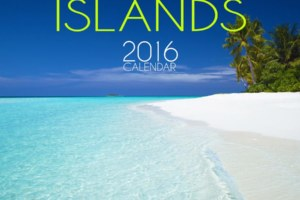 The 2016 Wall Calendar of the Maldives Islands has arrived !