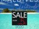 2020 MALDIVES WALL CALENDAR sale