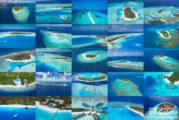 25 Aerial Views of Maldives Island Resorts