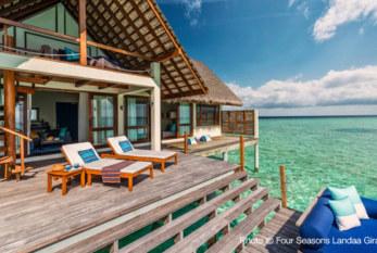 #Four Seasons Maldives at Landaa Giraavaru