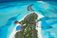 Anantara Dhigu Maldives aerial view (Discover Anantara Dhigu Maldives in 30 Beautiful Photos)