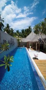 Kuramathi Honeymoon Pool Villa
