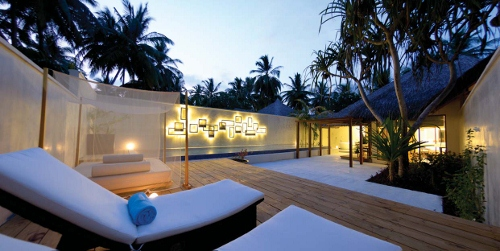 Kuramathi Honeymoon Pool Villa