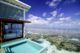 Maldives Overwater Water Villas and Lagoon Views.