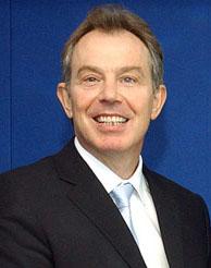 Tony Blair in Maldives