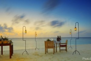 Happy Valentines Day in Maldives
