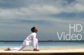 Yoga in Maldives, learn The Sun Salutation in HD
