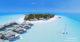 aerial photo the nautilus maldives