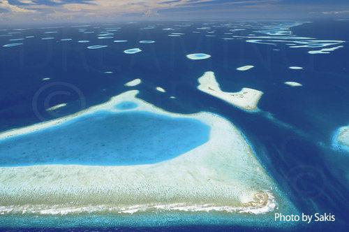 aerial-view-maldives-1 (15 beautiful aerial photos of the Maldives)