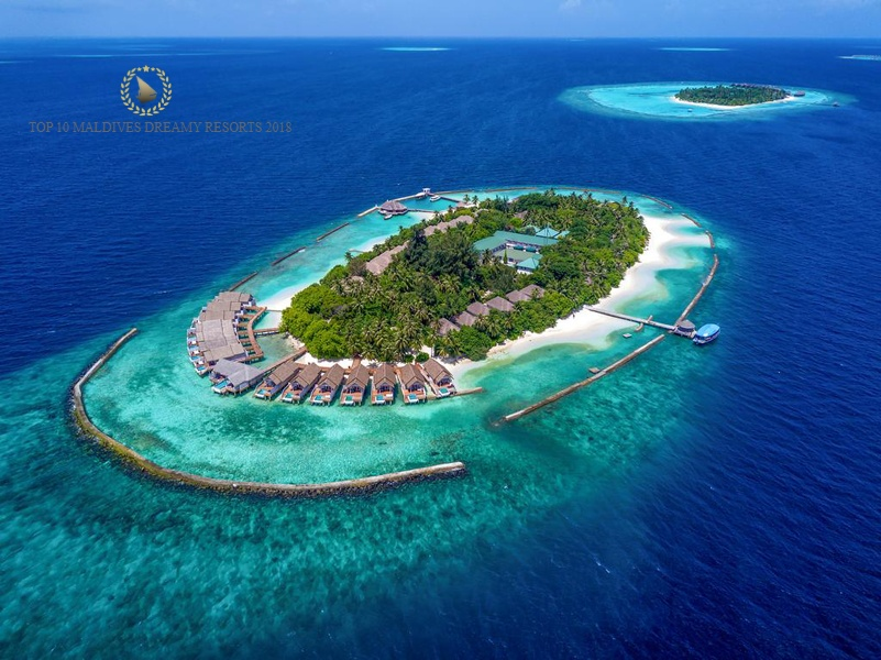 The TOP 10 Best Maldives Luxury Hotels and Resorts 2018 Semi Finalists