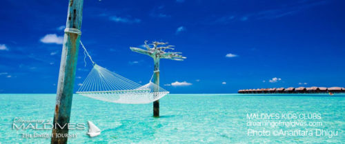 Maldives Family Hotel Anantara Dhigu LAgoon