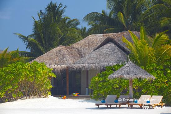 Anantara Dhigu Maldives Family Beach Villas