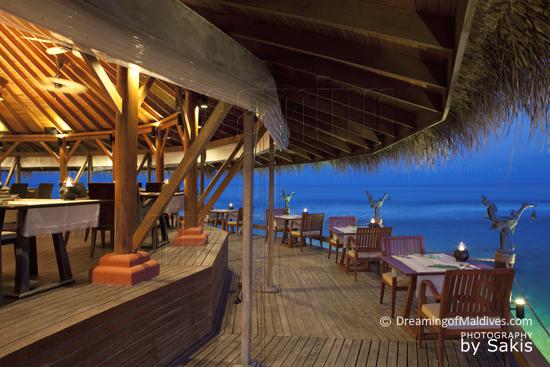 Anantara Dhigu Maldives Baan Huraa Thai Restaurant