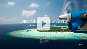 Anantara Kihavah Villas Maldives Video
