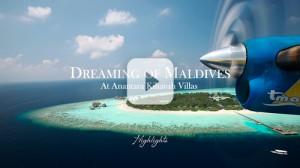 Anantara Kihavah Villas Maldives Video